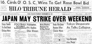 Pearl Harbor artikel