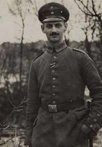 Otto Frank IJzeren Kruis
