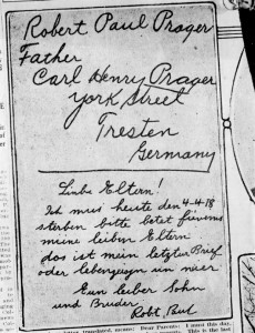 Robert Prager brief